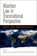 Abortion Law in Transnational Perspective Cover