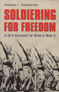 Soldiering for Freedom cover