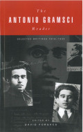 Antonio Gramsci Reader, The Cover