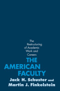 The American Faculty Cover