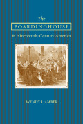 The Boardinghouse in Nineteenth-Century America cover