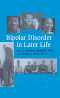 Bipolar Disorder in Later Life Cover