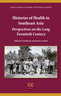 Histories of Health in Southeast Asia Cover