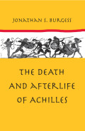 The Death and Afterlife of Achilles Cover
