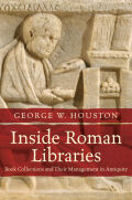 Inside Roman Libraries Cover
