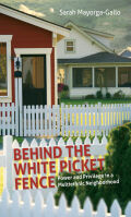 Behind the White Picket Fence Cover