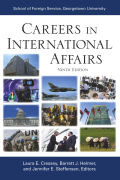 Careers in International Affairs Cover