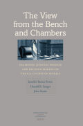 The View from the Bench and Chambers Cover