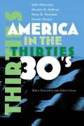 America in the Thirties Cover