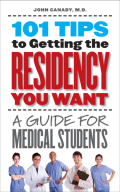 101 Tips to Getting the Residency You Want Cover