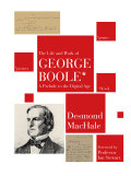 The Life and Work of George Boole Cover