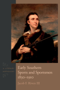 Early Southern Sports and Sportsmen, 1830-1910 Cover