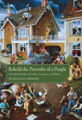 Behold the Proverbs of a People Cover