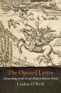 The Opened Letter Cover
