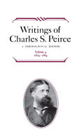 Writings of Charles S. Peirce: A Chronological Edition, Volume 4: 1879–1884