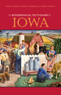 The Biographical Dictionary of Iowa Cover