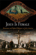 Jesus Is Female Cover