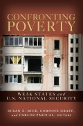 Confronting Poverty Cover