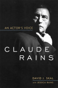 Claude Rains Cover