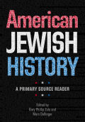 American Jewish History Cover