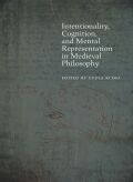 Intentionality, Cognition, and Mental Representation in Medieval Philosophy Cover