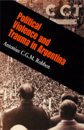 Political Violence and Trauma in Argentina cover