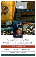A Year at the Helm of the United Nations General Assembly Cover
