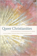Queer Christianities Cover