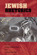 Jewish Rhetorics Cover