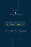 Philosophical Analysis in the Twentieth Century, Volume 2