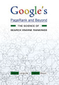 Google's PageRank and Beyond Cover