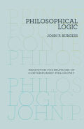 Philosophical Logic Cover