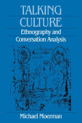 Talking Culture Cover