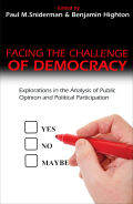Facing the Challenge of Democracy Cover