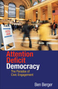 Attention Deficit Democracy Cover