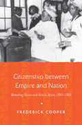 Citizenship between Empire and Nation Cover