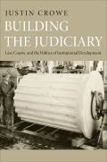Building the Judiciary Cover