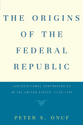 The Origins of the Federal Republic cover