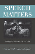 Speech Matters Cover