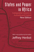 States and Power in Africa Cover