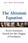 The Altruism Equation Cover