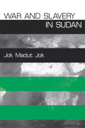 War and Slavery in Sudan Cover