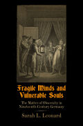 Fragile Minds and Vulnerable Souls Cover