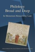 Philology Broad and Deep