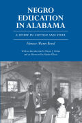 Negro Education in Alabama Cover