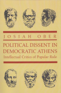 Political Dissent in Democratic Athens Cover