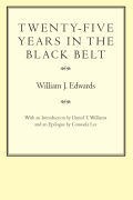 Twenty-Five Years in the Black Belt Cover