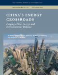China's Energy Crossroads: Forging a New Energy and Environmental Balance Cover