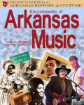 Encyclopedia of Arkansas Music Cover