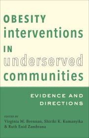 Obesity Interventions in Underserved Communities